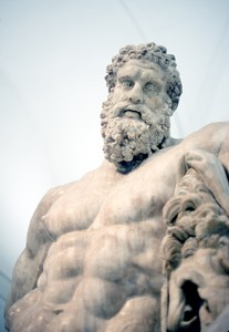 The gay myth of Hercules